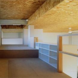 まちのパン屋さん/妙力堂 (たっぶりと子供のスペースなロフト空間)