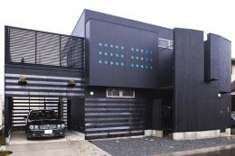 ビルトインガレージ、吹抜けブリッジの家 (ビルトインガレージ、吹抜けブリッジの家)