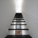 インナーバルコニーのある家 OUCHI-25の写真 階段1