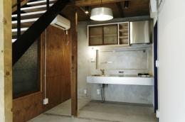 八広の家 (キッチン)