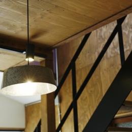 八広の家 (1F照明)