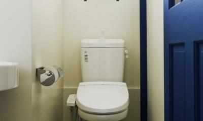 トイレ|八広の家