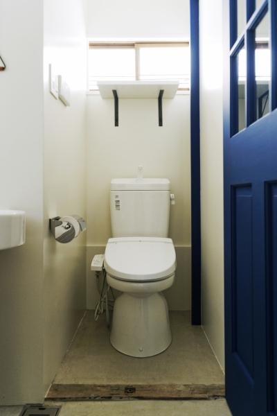 八広の家 (トイレ)