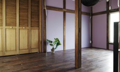 八広の家 (2F部屋)