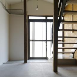 八広の家 (玄関)