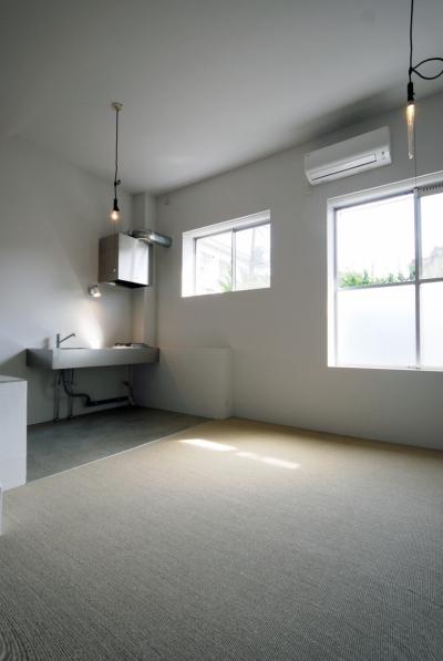 笹下の部屋 (ダイニングキッチン)