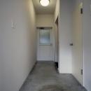 ルーヴィスの住宅事例「笹下の部屋」