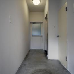 笹下の部屋 (廊下)