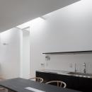インナーバルコニーのある家 OUCHI-25の写真 オーダーキッチン