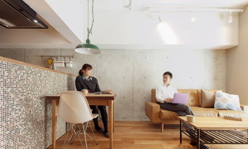 リノベーション・リフォーム会社:リノまま「カフェ気分な毎日を満喫」
