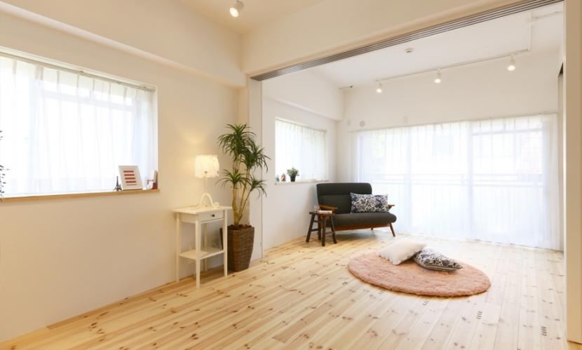 リフォーム・リノベーション会社:リノまま(東京テアトル株式会社)「主人公のアパート」