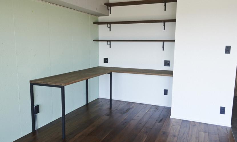 お気に入りCafeに住むの部屋 書斎