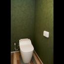 お気に入りCafeに住むの写真 トイレ