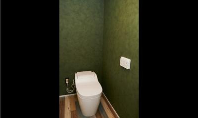 トイレ (お気に入りCafeに住む)