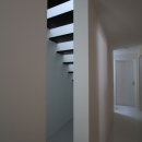 インナーバルコニーのある家 OUCHI-25の写真 動線