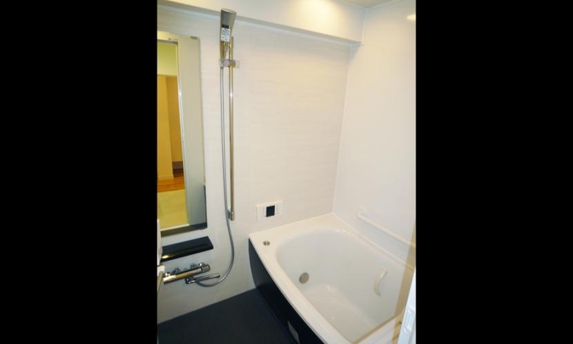 ちょっとした書斎の部屋 バスルーム
