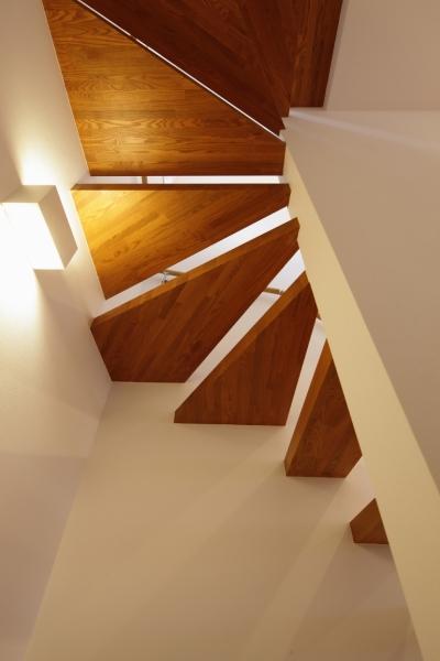 Kハウス (階段)