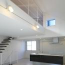 渡邊唯の住宅事例「Dハウス」