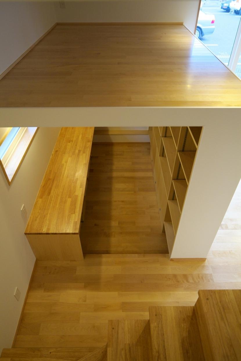 建築家:渡邊唯「Mハウス」