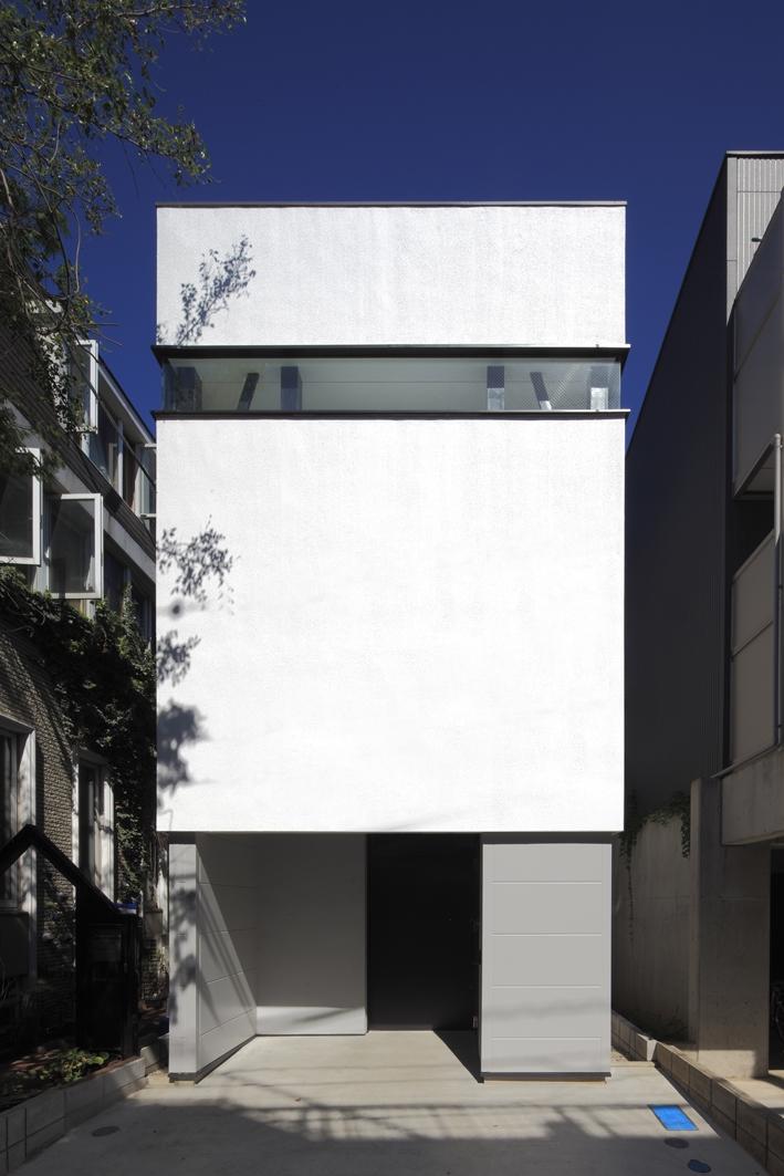 建築家:石川淳「ハコノオウチ01・版画アトリエのある家」