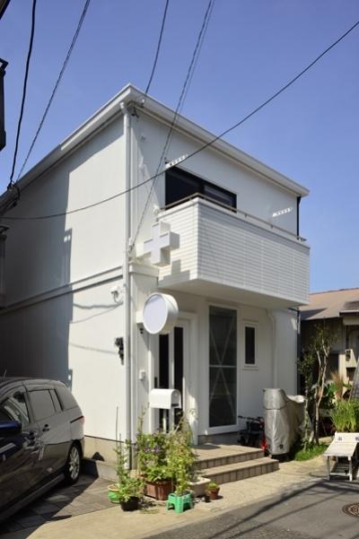 外観 (62.石川町の部屋)