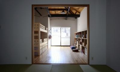62.石川町の部屋 (部屋続き子供部屋)