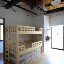 62.石川町の部屋 (子供部屋)