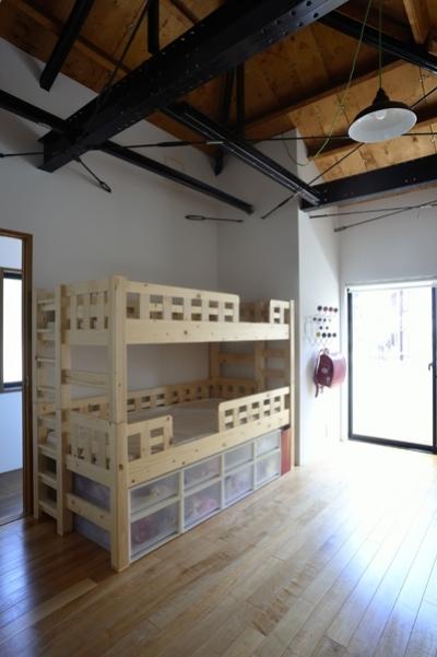 子供部屋 (62.石川町の部屋)