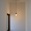 62.石川町の部屋の写真 照明