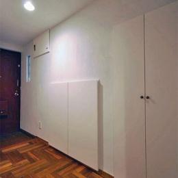 72.松原の部屋 (玄関2)