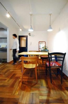 72.松原の部屋 (リビング)