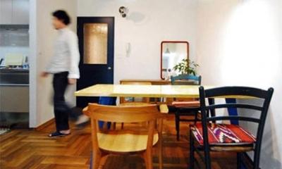 リビング 72.松原の部屋