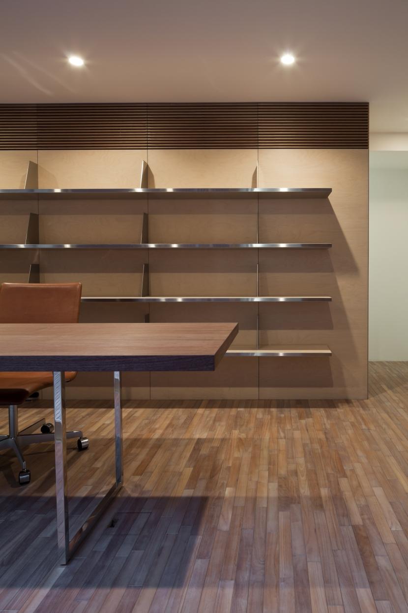 PATIOの部屋 書斎