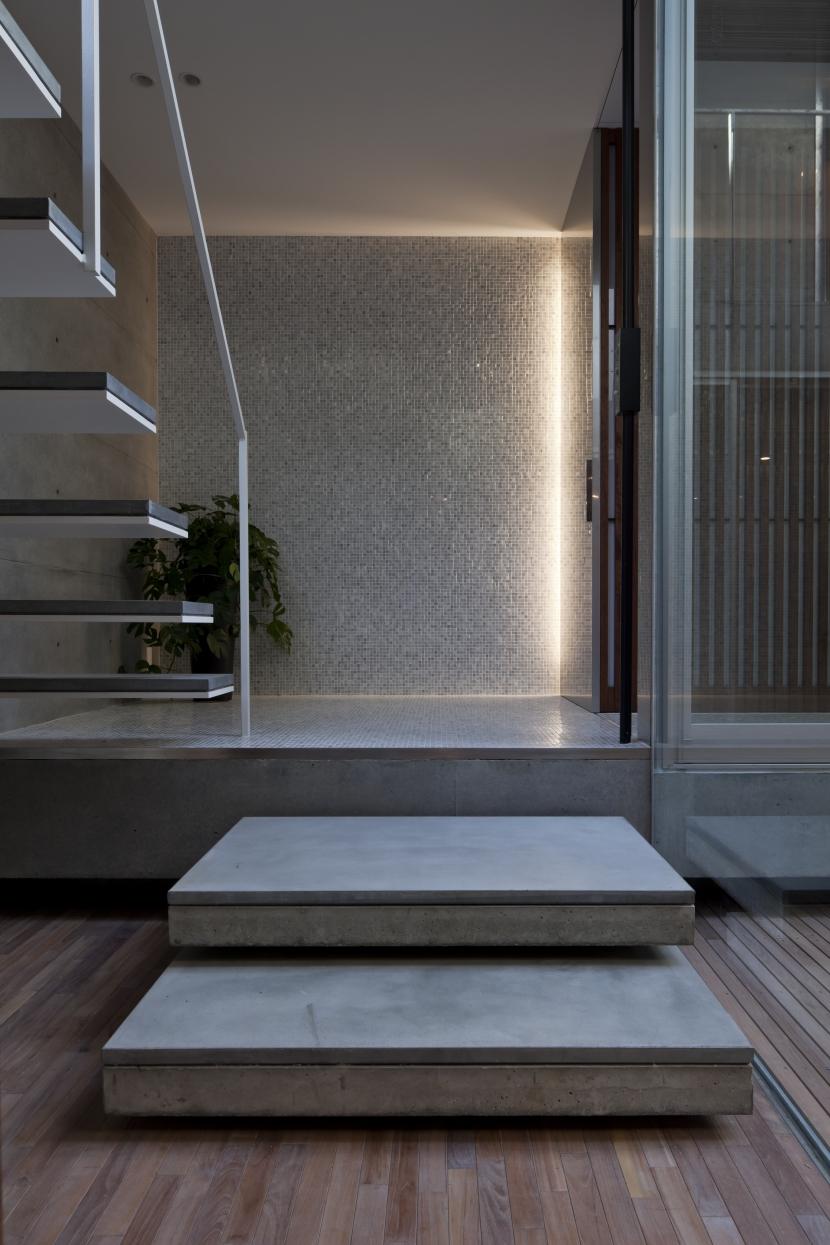 PATIOの部屋 階段