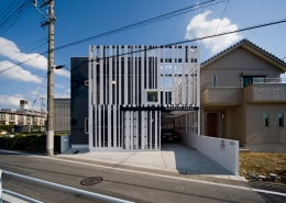 SUGOROCK-house (外観)
