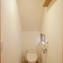 G邸・築60年の風合を新しい型で受け継ぐの写真 トイレ