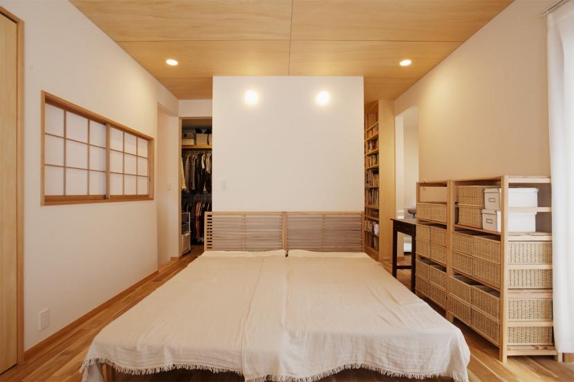 G邸・築60年の風合を新しい型で受け継ぐ (ベッドルーム)