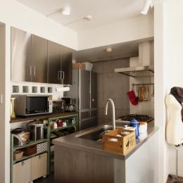 K邸・マンションでもノスタルジーを感じる住まいに