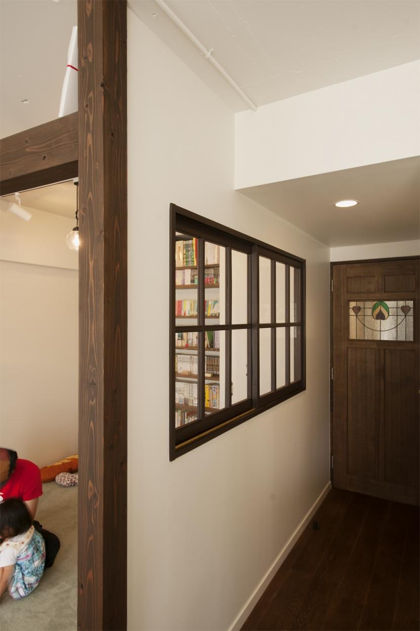リノベーション・リフォーム会社:スタイル工房「K邸・マンションでもノスタルジーを感じる住まいに」