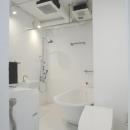 H邸・脱マンションに挑戦の写真 バスルーム1
