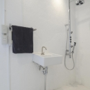 H邸・脱マンションに挑戦の写真 バスルーム2