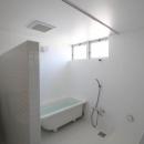 置きバスの浴室