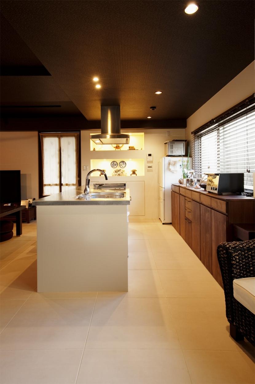 リフォーム・リノベーション会社:スタイル工房「he邸・リゾートのようにゆったりと時間が流れる家」