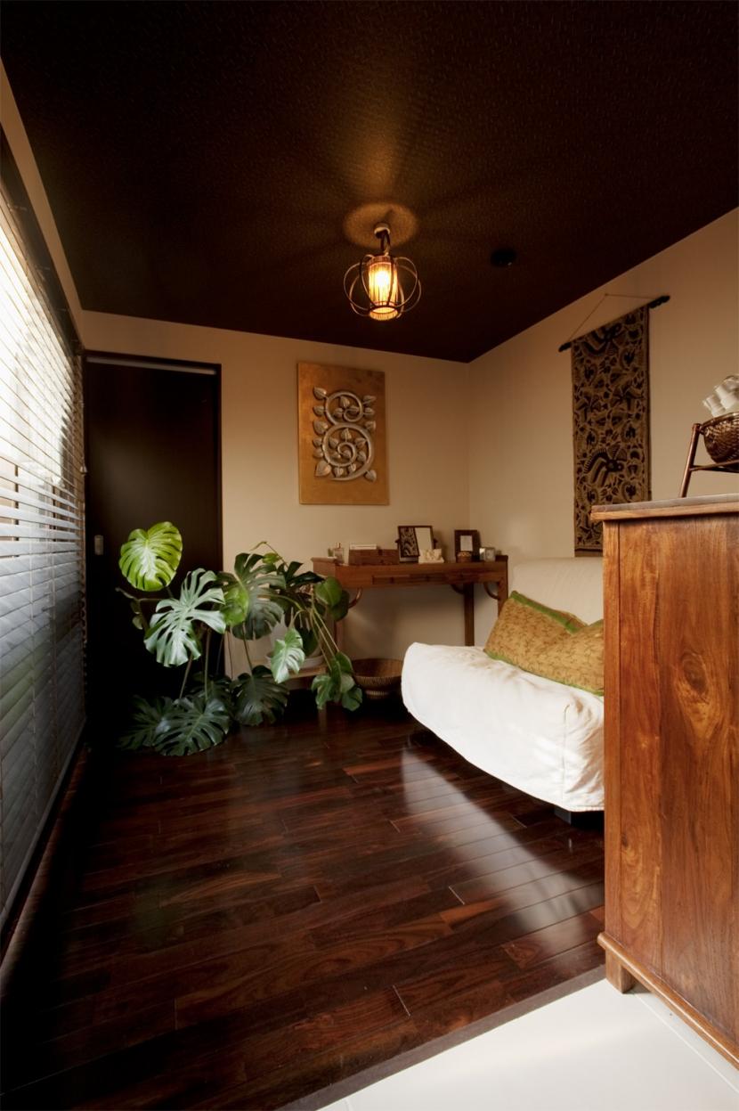 スタイル工房「he邸・リゾートのようにゆったりと時間が流れる家」