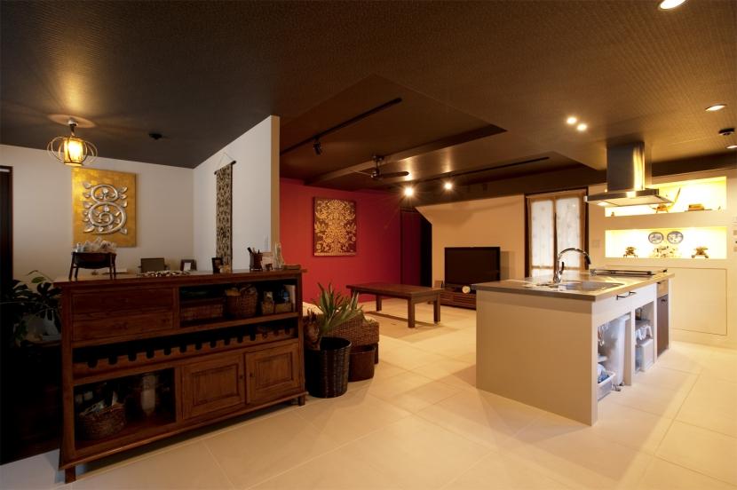 リノベーション・リフォーム会社:スタイル工房「he邸・リゾートのようにゆったりと時間が流れる家」