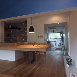 passageの部屋 キッチン