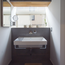passageの部屋 洗面