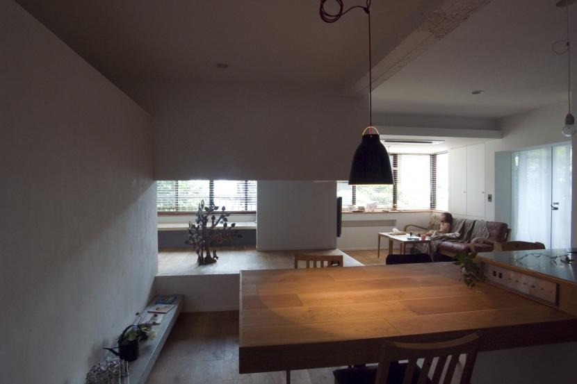 建築家:竹田和正 / 山上里美「passage」