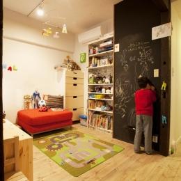N邸・大人も子どもも元気にワクワク遊ぶ家 (キッズスペース)