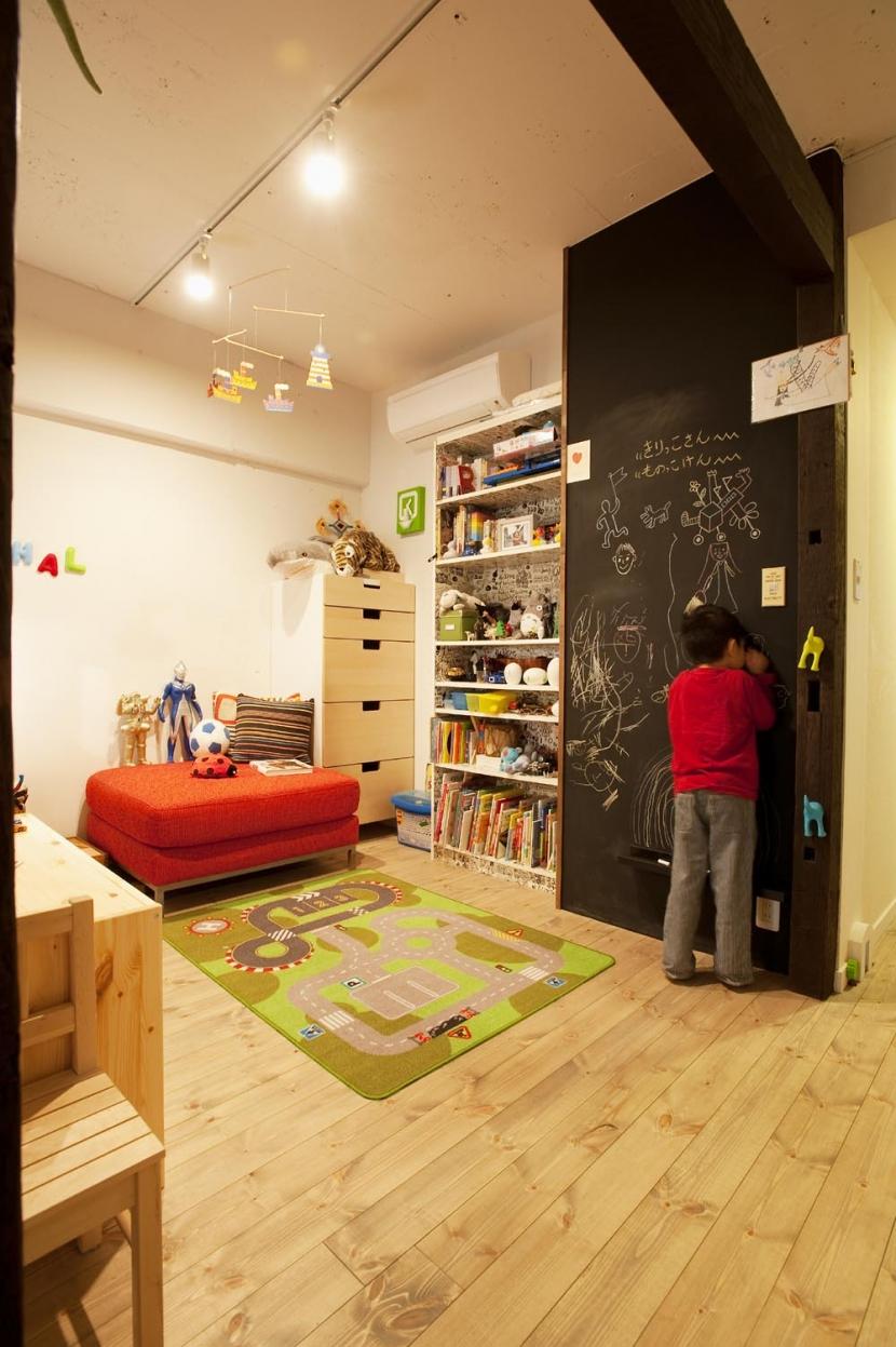 スタイル工房「N邸・大人も子どもも元気にワクワク遊ぶ家」